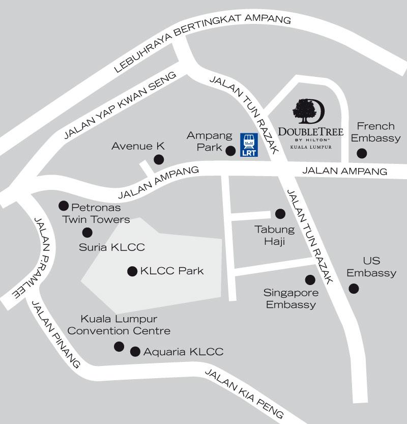DTKL Map